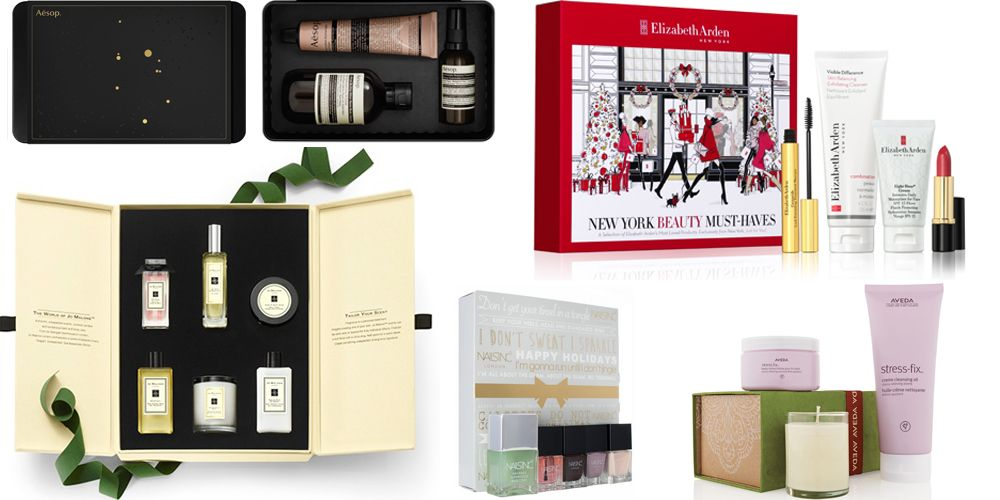 The best beauty gift sets for Christmas 2015