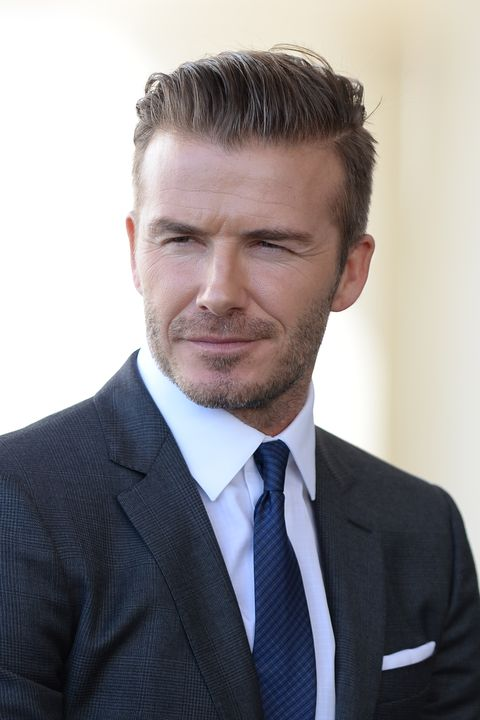 David Beckham is now the Sexiest Man Alive in 2015, apparently