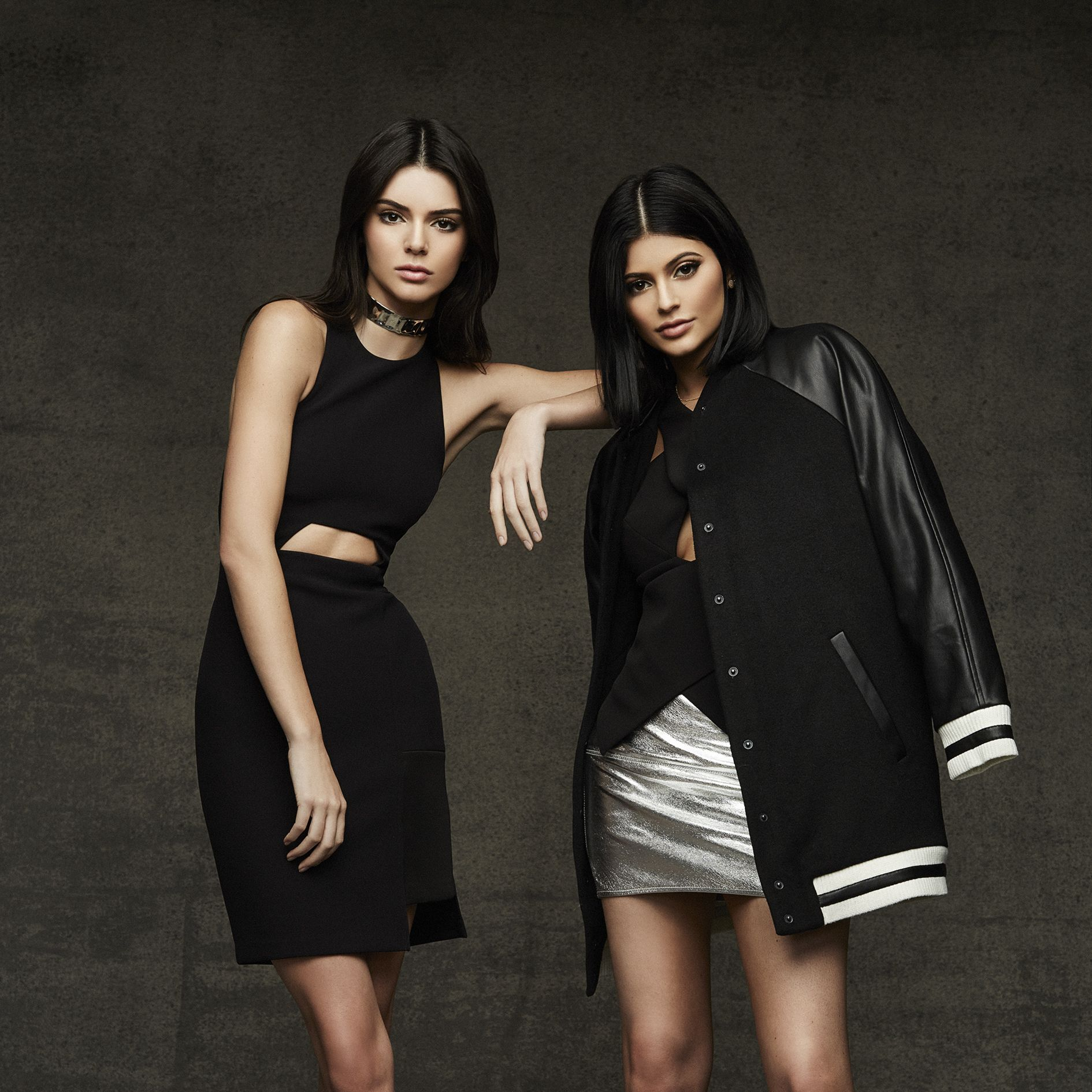 Kendall and Kylie Jenner's Topshop Christmas collection is coming