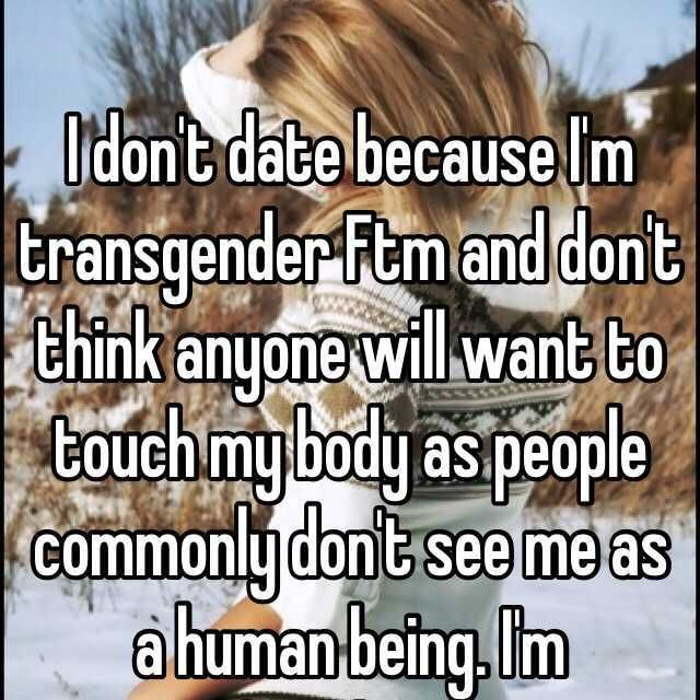 10 heartbreaking confessions about dating as a transgender person