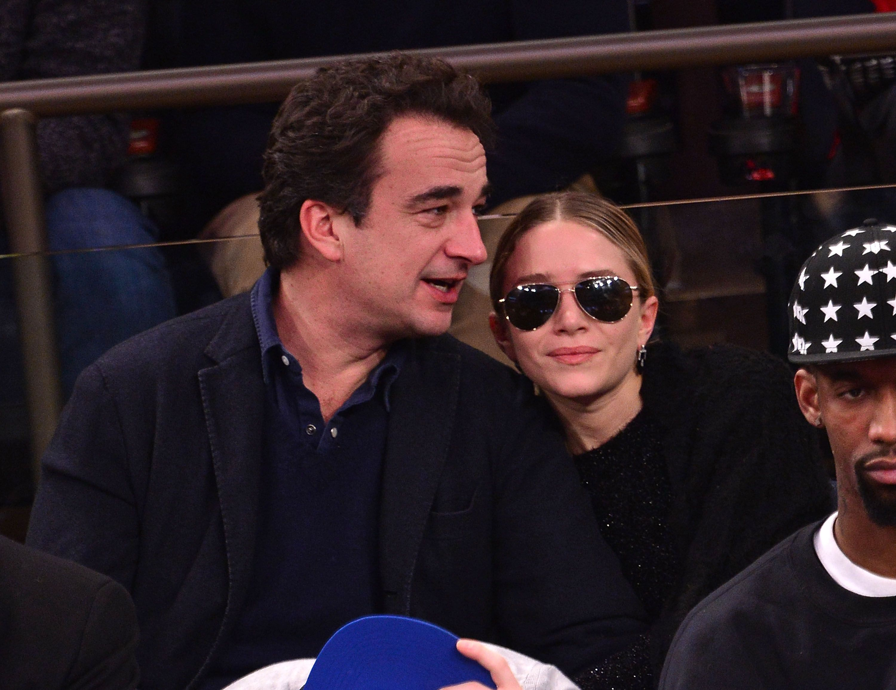 Mary Kate Olsen And Olivier Sarkozy Are Married