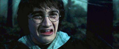 Harry Potter facial expressions