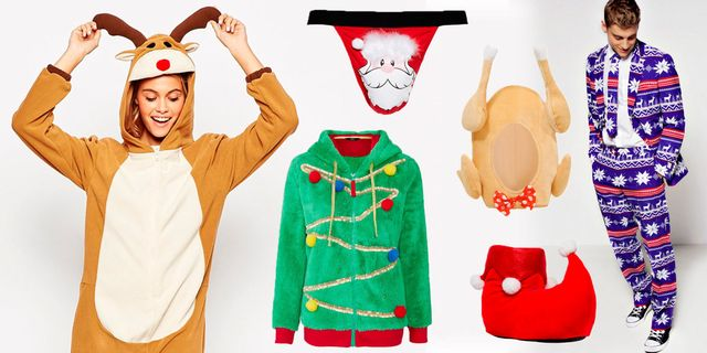 25 Outrageous Novelty Christmas Clothes We Should All Own