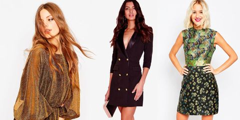 Best party dresses under £50