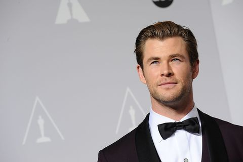 Chris Hemsworth has undergone a big transformation for his latest role
