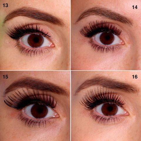 4a85590492e Eyelashes by Invogue 06 Glamourise, £3.49, Tesco 18. Eylure Cheryl: Belle  of the Ball, £6.15, Amazon 19. Eylure Cheryl: First Date, £3.90, Amazon 20.