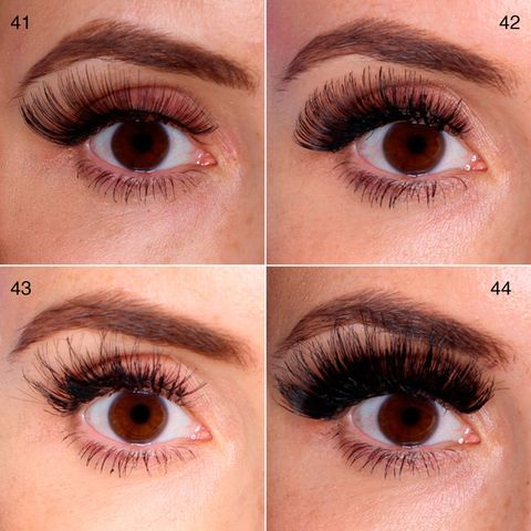 387a8bdd336 Japonesque Velvet Touch Lashes – Criss Cross Wispy ZM-406, £7 48.  Japonesque Velvet touch Lashes – Natural Lashes ZM-412, £7