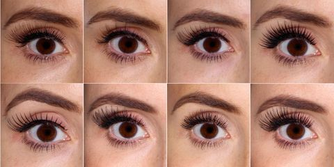 d6852dde8b4 100 false lashes tested on ONE eye: picture reviews