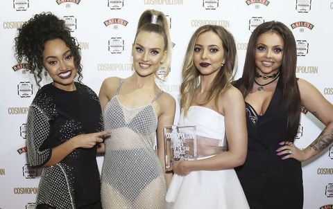 Little Mix - Cosmopolitan's Ultimate Women of the Year Awards 2015: The glam