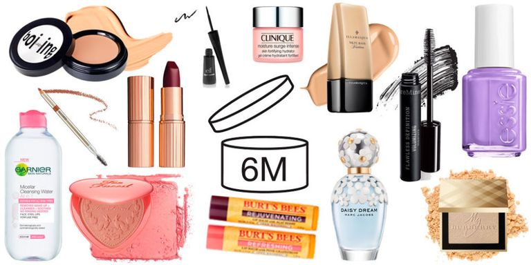 The complete guide to makeup expiration dates you REALLY ...