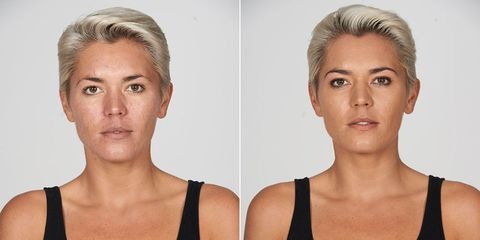 8 steps to flawless party makeup for problem skin