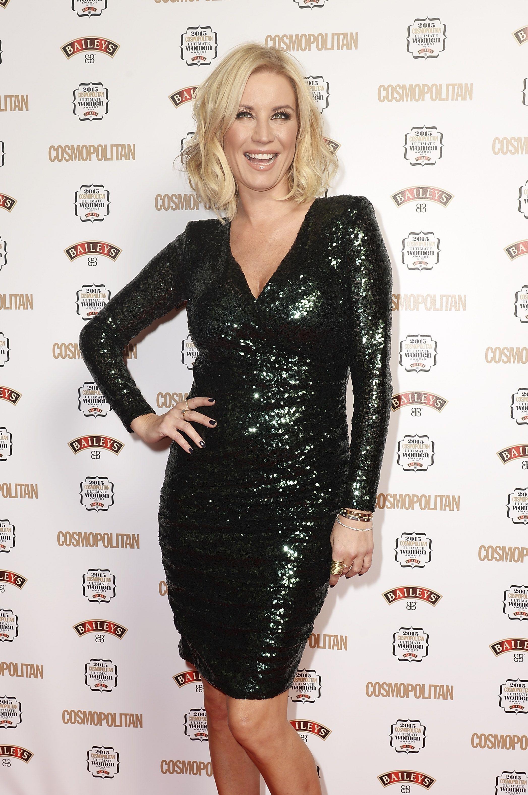 Alesha dixon pictures cosmopolitan ultimate women of the year awards - Cosmopolitan S Ultimate Women Of The Year Awards All The Red Carpet Photos