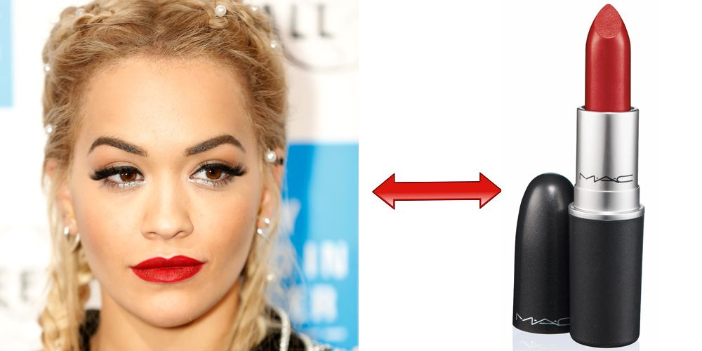 The iconic lipsticks celebrities wear