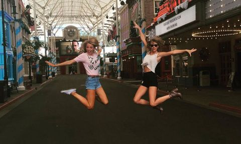 Taylor Swift is having the BEST time in Australia