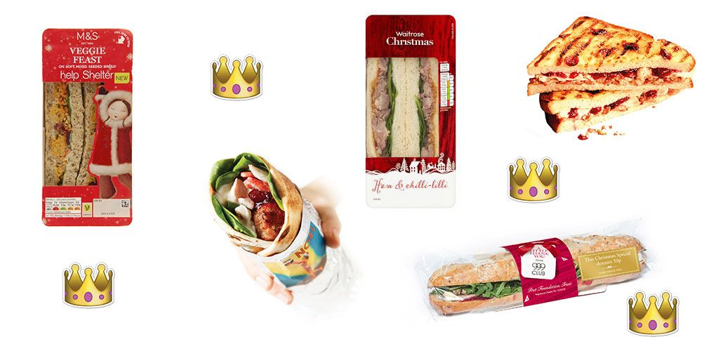 A definitive ranking of the best Christmas sandwiches