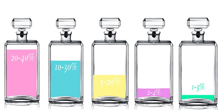 a beginner s guide to fragrance types