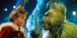 Taylor Momsen as Cindy Lou in the Grinch