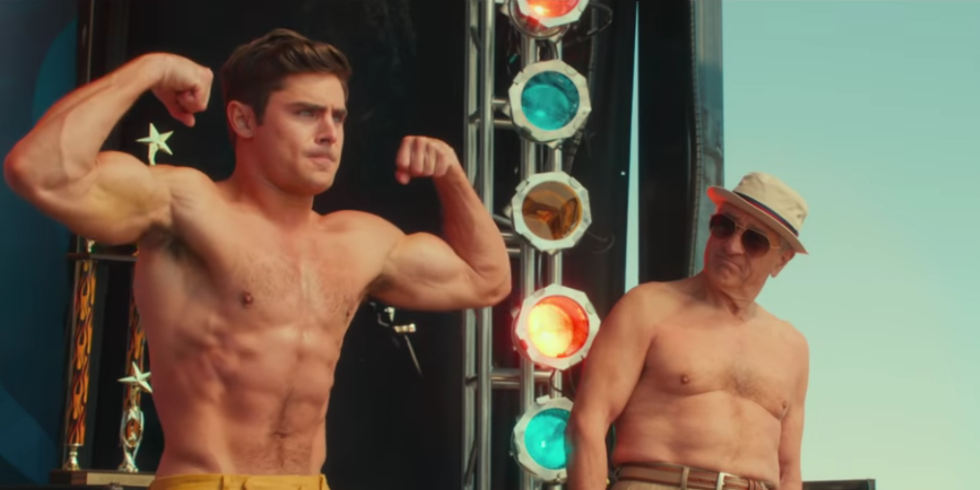 ZAC EFRON in the SHOWER and other shirtless pics - YouTube