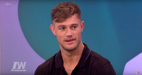 Tom Morgan from The Undateables reveals he's become very popular with the ladies