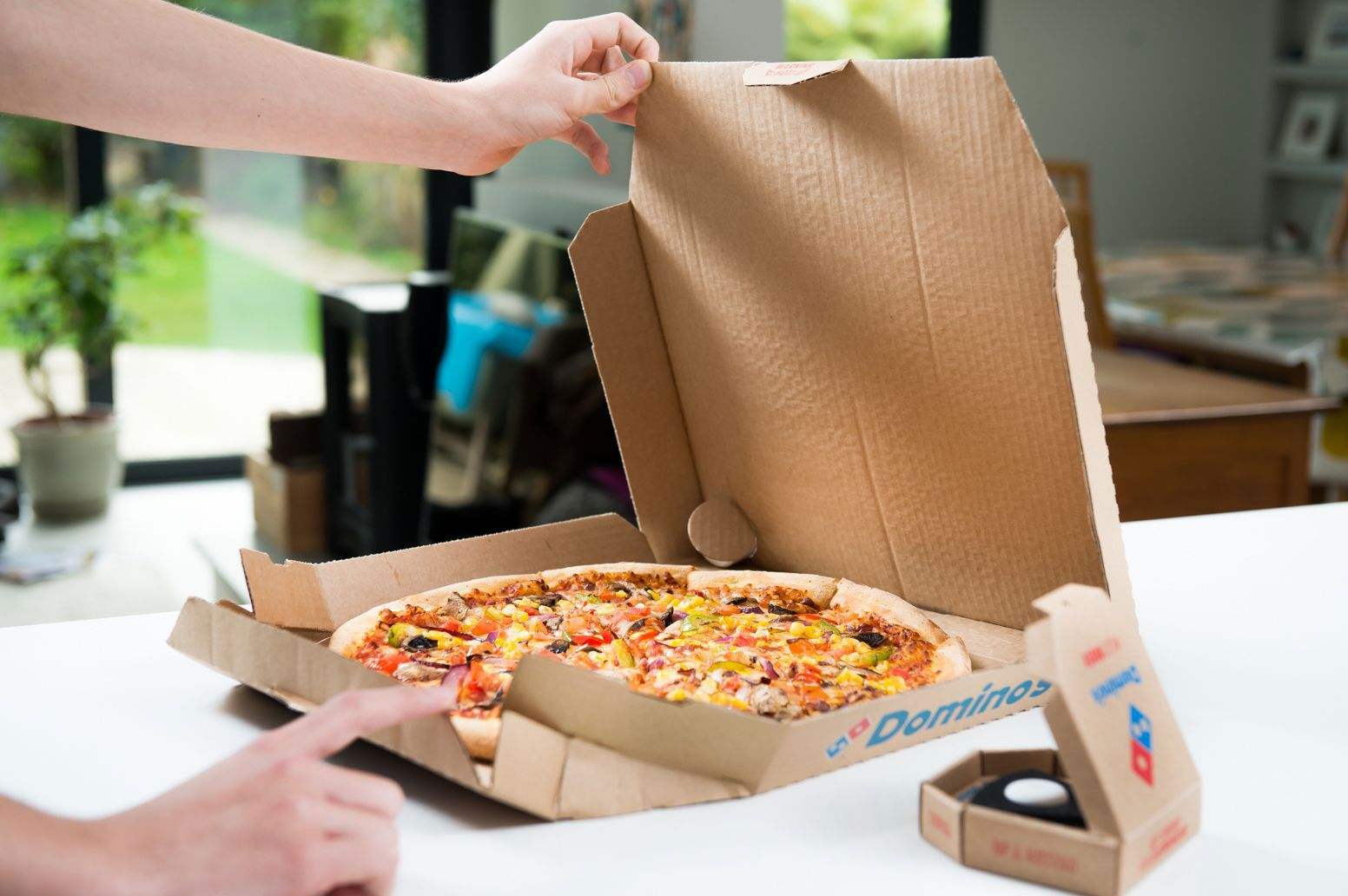 Dominos Launches Their Very Own Wedding Gift Registry Service