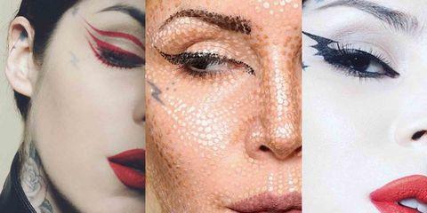 Lip, Cheek, Brown, Skin, Eyelash, Forehead, Eyebrow, Style, Beauty, Iris,