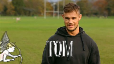 How beautiful was Tom off The Undateables last night?