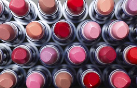 Colorfulness, Red, Pink, Magenta, Carmine, Tints and shades, Lipstick, Circle, Paint, Peach,