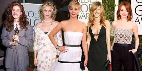 Golden Globes 2015: best and worst dressed