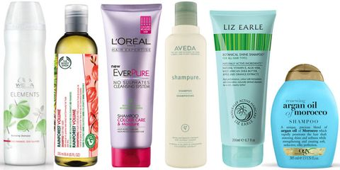 SLS free shampoo 2019 - The 6 best formulas to try