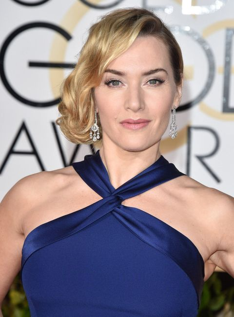 Kate Winslet - 2016 Golden Globe Awards