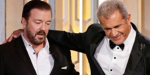 10 awkward golden globes moments you need to see