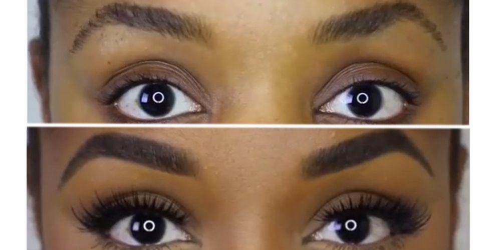 The Best Instagram Eyebrow Tutorials