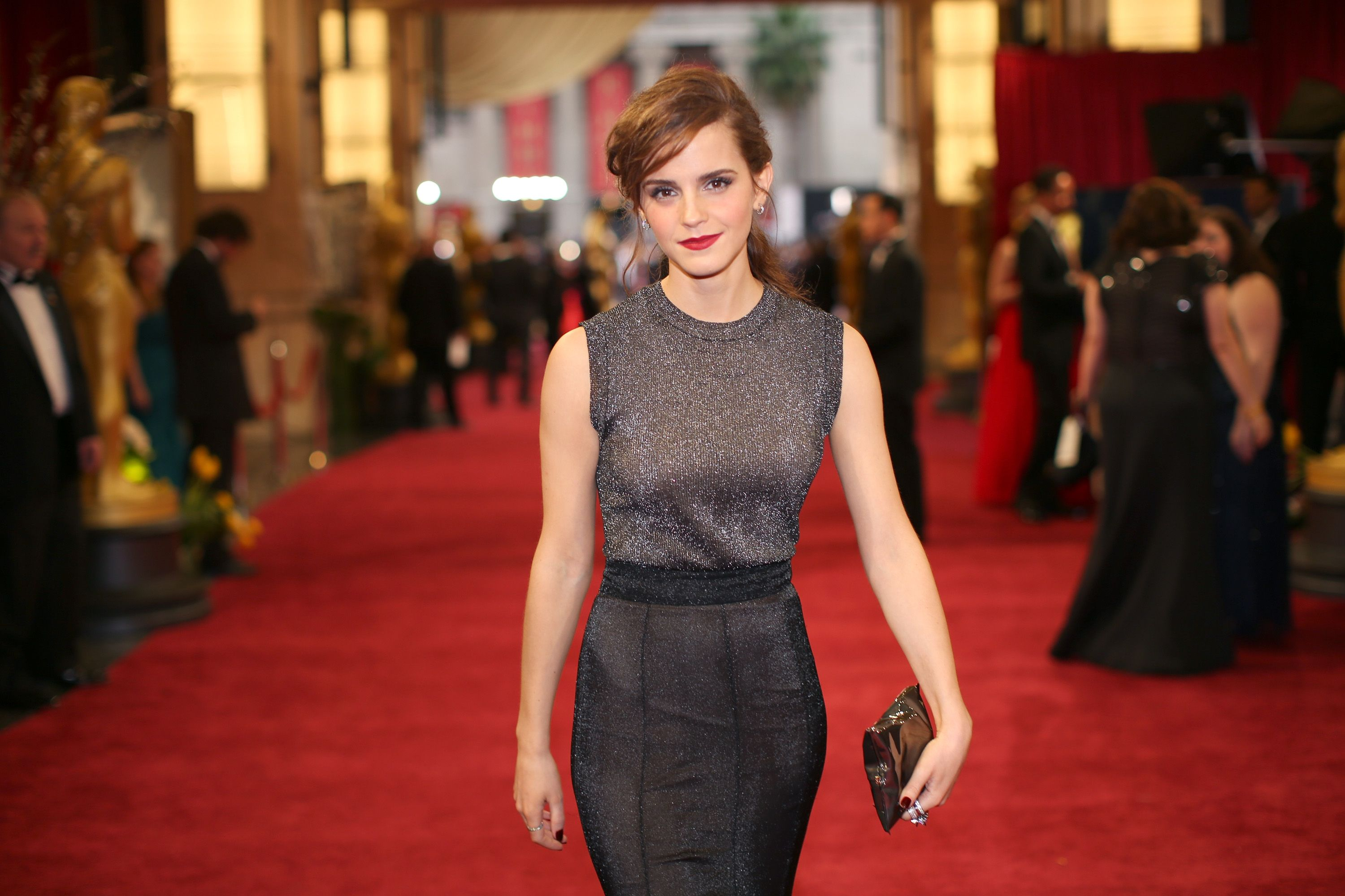 Emma Watson On Being A Child Star