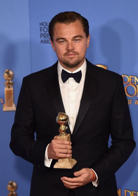 Leo Golden Globes