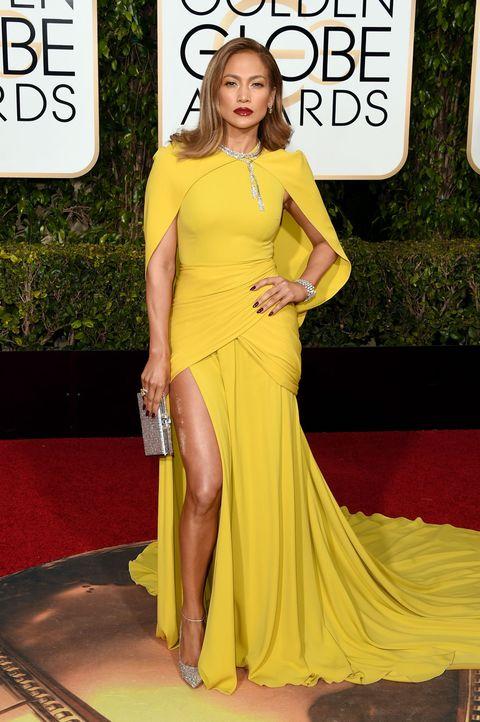 2016 Golden Globe Awards: Jennifer Lopez