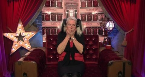 Channel 5 showed the moment Angie Bowie found out about David Bowie's death and nobody is happy about it