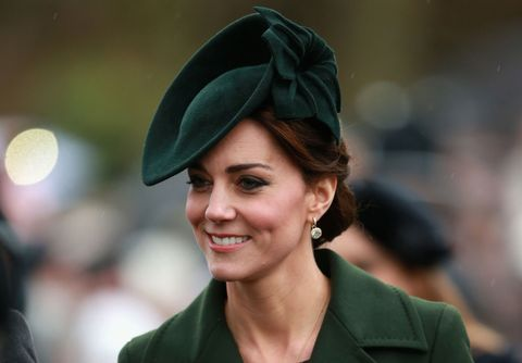 Kate Middleton goes to church on Christmas day