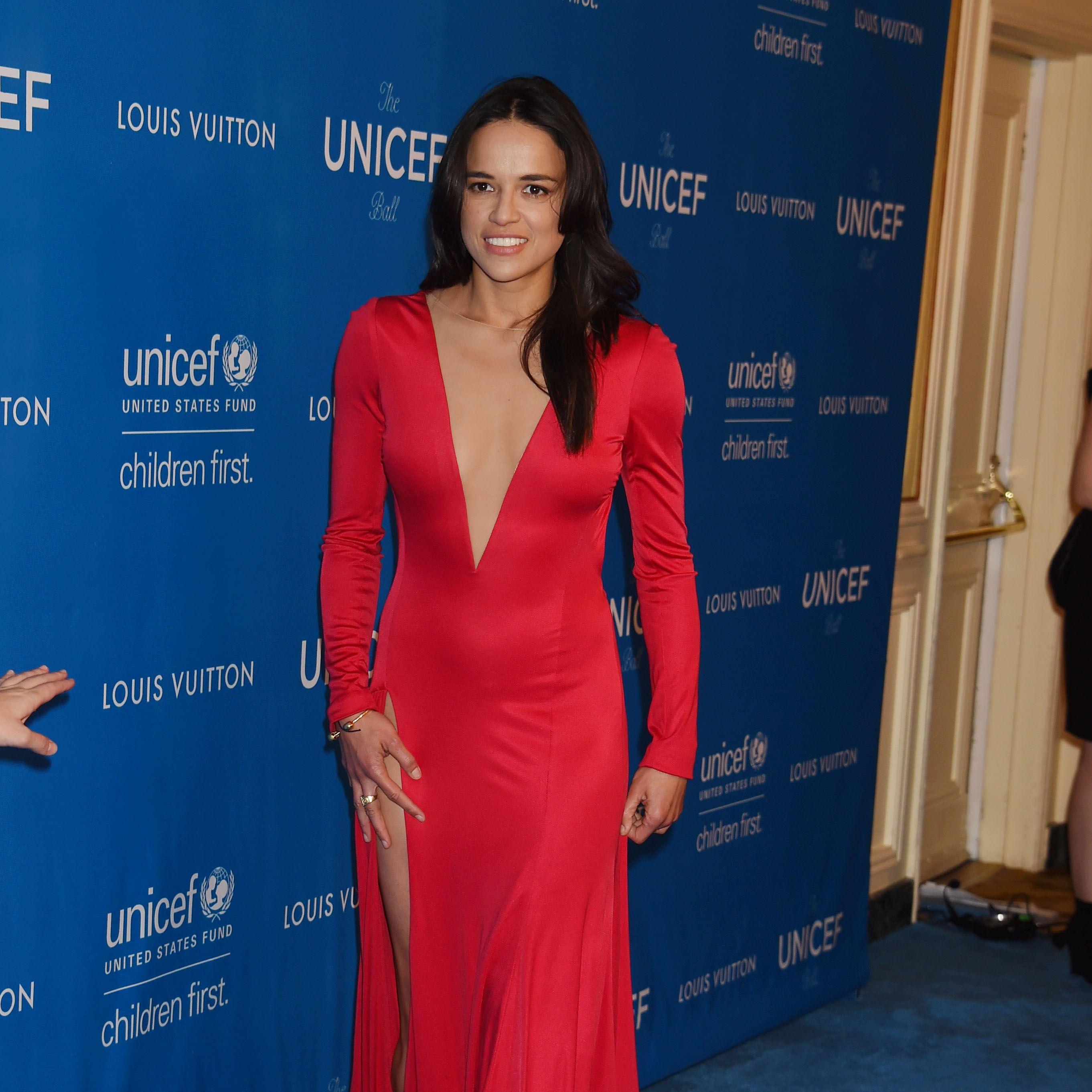 celeb fashion at the UNICEF ball 2016