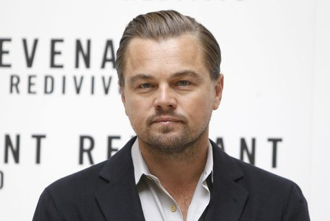 Leonardo DiCaprio has a twin... who looks nothing like him