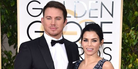 Channing Tatum has come over all romantic on Instagram