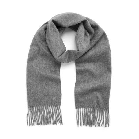 Sleeve, Collar, Textile, Outerwear, Woolen, Wrap, Wool, Beige, Stole, Natural material,
