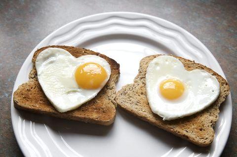 Valentine's-Breakfast
