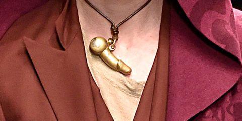 Vivienne Westwood penis necklace