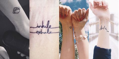 22 Tiny Wrist Tattoos Pretty Tattoo Ideas