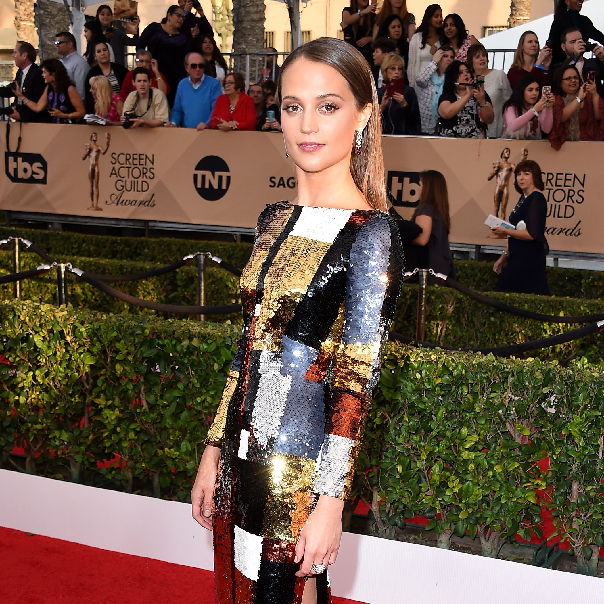 SAG Awards 2016: red carpet looks