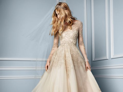 14 wedding dresses with stunning sleeve details
