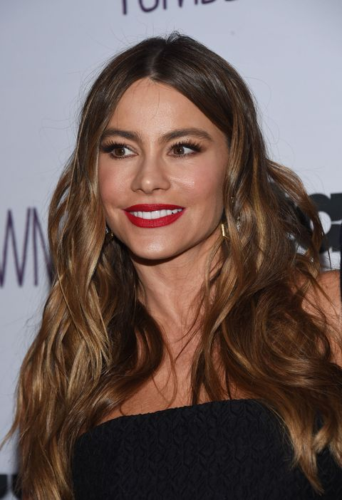 Sofia Vergara at the premiere of