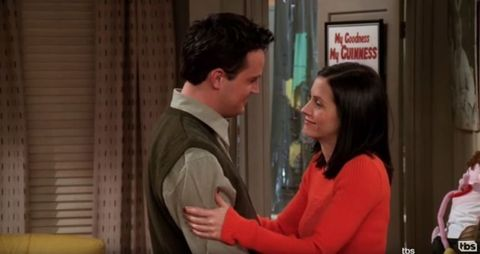 12 times Chandler Bing gave us unrealistic expectations for men