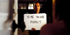So Andrew Lincoln and Chiwetel Ejiofor agree Mark in Love Actually is a creep