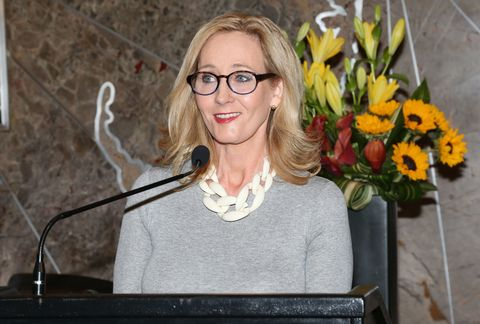 JK Rowling helps a fan suffering from depression in the most magical way
